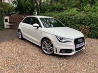 2012 AUDI A1 1.6 SPORTBACK TDI S LINE 5d 105 BHP £7989.00