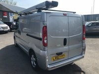 USED 2012 62 RENAULT TRAFIC 2.0L SL27 SPORT DCI S/R 0d 115 BHP IN METALLIC SILVER WITH A FULL SERVICE HISTORY!(NO VAT) APPROVED CARS AND FINANCE ARE PLEASED TO OFFER THIS RENAULT TRAFIC 2.0L l27 SPORT DCI S/R 2 DOORS 115 BHP IN METALLIC SILVER WITH A FULL SERVICE HISTORY. THIS VEHICLE HAS A GREAT SPEC SUCH AS BLUETOOTH, SAT NAV, ELECTRIC WINDOWS, ALLOY WHEELS AND MUCH MORE. THIS IS A PERFECT WORK HORSE VEHICLE WILL A COUPLE OF ADDED EXTRAS WHICH WILL MAKE THIS A VERY POPULAR VAN FOR FURTHER INFORMATION PLEASE CALL ON 01622871555.(NO VAT NO VAT)