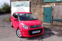 USED 2015 15 CITROEN C1 1.0 FEEL 3d 68 BHP ONE Owner FULL Service History ZERO Rate Road Tax