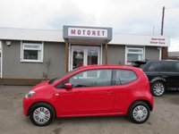 2015 VOLKSWAGEN UP 1.0 MOVE UP 3DR 60 BHP  +++£20 ROAD TAX+++ £4380.00
