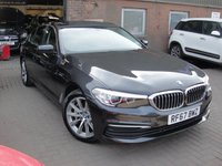 2018 BMW 5 SERIES 0.0 530E SE 4d AUTO 249 BHP MASSIVE REDUCTION £24870.00