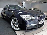 2014 BMW 7 SERIES 3.0 730D M SPORT 4d AUTO 255 BHP £14995.00