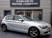 USED 2012 12 BMW 1 SERIES 2.0 118D URBAN 5d 141 BHP