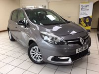 USED 2015 15 RENAULT SCENIC 1.5 LIMITED ENERGY DCI S/S 5d 110 BHP