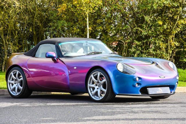 View our TVR TAMORA