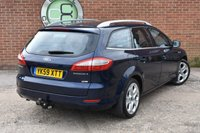 USED 2009 59 FORD MONDEO 2.0 TITANIUM X TDCI 5d 140 BHP WE OFFER FINANCE ON THIS CAR