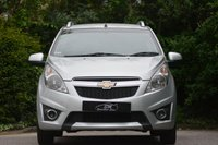 USED 2012 12 CHEVROLET SPARK 1.2 LT 5d 80 BHP IDEAL FIRST CAR ONLY 60K VGC