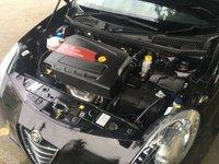 USED 2015 65 ALFA ROMEO GIULIETTA 1.7 TBI QUADRIFOGLIO VERDE TCT 5d AUTO 240 BHP ..PEARLESCENT BLACK..