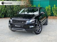 USED 2013 13 LAND ROVER RANGE ROVER EVOQUE 2.2 SD4 PURE TECH 5d AUTO 190 BHP PANORAMIC SUNROOF