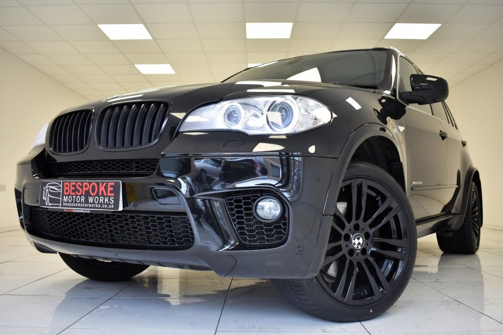 USED 2012 12 BMW X5 XDRIVE40D 3.0 M SPORT