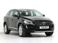 2016 VOLVO XC60 2.0 D4 SE LUX NAV 5d AUTO 188 BHP £18489.00