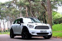 2014 MINI COUNTRYMAN 1.6 COOPER ALL4 5d 121 BHP