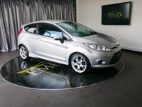 USED 2011 61 FORD FIESTA 1.6 ZETEC S 3d 118 BHP £0 DEPOSIT FINANCE AVAILABLE, AIR CONDITIONING, AUX INPUT, CLIMATE CONTROL, PIONEER TOUCH SCREEN HEAD UNIT, QUICK CLEAR HEATED WINDSCREEN, STEERING WHEEL CONTROLS, TRIP COMPUTER