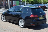 USED 2015 15 VOLKSWAGEN GOLF 2.0 TDI BlueMotion Tech GT DSG (s/s) 5dr