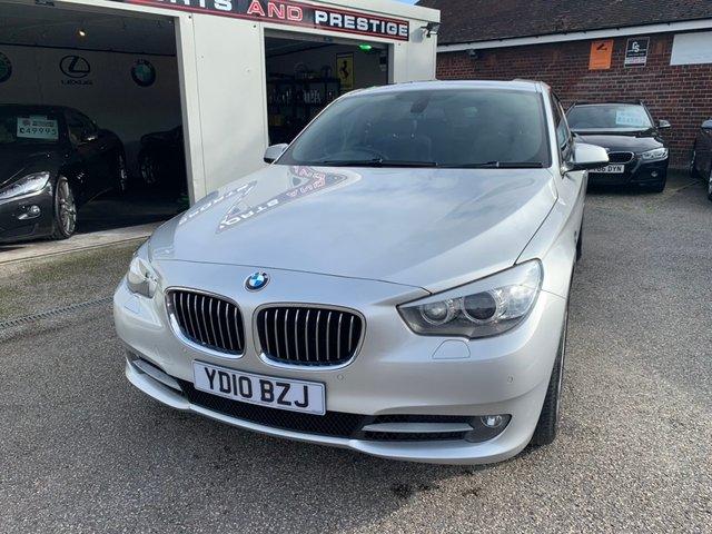 BMW 5 SERIES GRAN TURISMO at Euxton Sports and Prestige