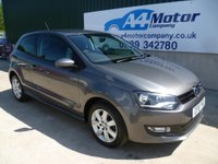 USED 2011 61 VOLKSWAGEN POLO 1.4 Match DSG 3dr AUTOMATIC , FINANCE AVAILABLE!