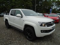 2015 VOLKSWAGEN AMAROK 2.0 BiTDI BlueMotion Tech Highline+ Per Pickup 4MOTION 4dr £17995.00