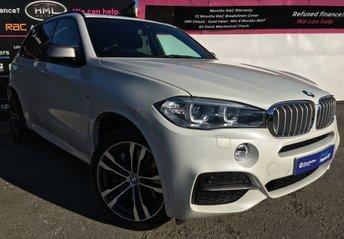 2015 BMW X5 3.0 M50D 5d AUTO 376 BHP £35991.00