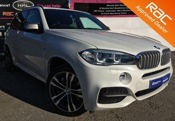 2015 BMW X5 3.0 M50D 5d AUTO 376 BHP SOLD