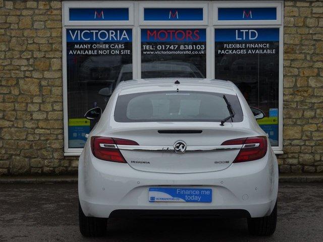 VAUXHALL INSIGNIA at Victoria Motors Ltd