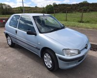 2003 PEUGEOT 106 1.1 INDEPENDENCE 3d 60 BHP £799.00