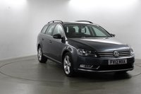 USED 2012 12 VOLKSWAGEN PASSAT 2.0 SE TDI BLUEMOTION TECHNOLOGY DSG 5d AUTO 139 BHP