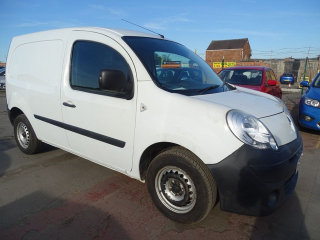 USED 2010 10 RENAULT KANGOO 1.5 ML19 DCI 1 YEAR MOT NO VAT