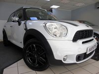 USED 2012 62 MINI COUNTRYMAN 2.0 COOPER SD ALL4 5d 141 BHP