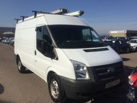 USED 2012 12 FORD TRANSIT 2.2 350 1d 124 BHP ***Nationwide Delivery Available***
