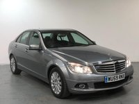 USED 2009 59 MERCEDES-BENZ C CLASS 2.1 C220 CDI BLUEEFFICIENCY ELEGANCE 4d 170 BHP TOP SPEC AND VERY ECONOMICAL MOTOR