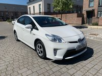 USED 2014 64 TOYOTA PRIUS 1.8 T SPIRIT VVT-I 5d AUTO 99 BHP Hybrid for ULEZ, PCO Ready, Warranty, MOT, Finance