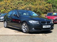 USED 2010 60 BMW 3 SERIES 2.0 320D EFFICIENTDYNAMICS 4d 161 BHP SUNROOF *  LEATHER TRIM *   PARKING AID *  CLIMATE CONTROL *  ALLOY WHEELS *  1 PREVIOUS KEEPER *