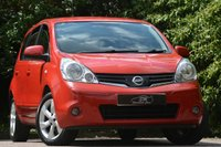 USED 2010 59 NISSAN NOTE 1.5 TEKNA DCI 5d 86 BHP DRIVES SUPERB 50 MPG A/C VGC