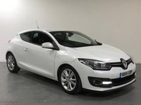 USED 2014 14 RENAULT MEGANE 1.5 DYNAMIQUE TOMTOM ENERGY DCI S/S 3d 110 BHP TOP SPEC VEHICLE WITH MANY EXTRAS