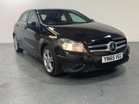 USED 2015 65 MERCEDES-BENZ A CLASS 1.5 A180 CDI SPORT EDITION 5d 107 BHP 1 OWNER FROM NEW • TOP SPEC MODEL