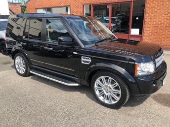 2013 LAND ROVER DISCOVERY 3.0 4 SDV6 HSE 5DOOR AUTO 255 BHP £24800.00