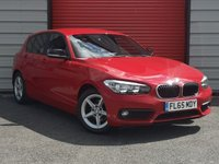 USED 2015 64 BMW 1 SERIES 1.5 116D ED PLUS 5d 114 BHP