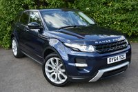 USED 2014 64 LAND ROVER RANGE ROVER EVOQUE 2.2 SD4 DYNAMIC LUX 5d AUTO 190 BHP