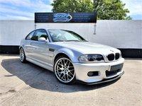 2004 BMW M3 3.2 M3 SMG 2d 338 BHP £12990.00