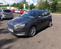 USED 2017 17 FORD FOCUS 1.0 ZETEC EDITION NAVIGATOR ECOBOOST 125 BHP THIS VEHICLE IS AT SITE 1 - TO VIEW CALL US ON 01903 892224