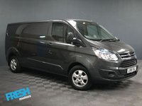USED 2016 16 FORD TRANSIT CUSTOM 2.2 290 LIMITED L2H1 * 0% Deposit Finance Available