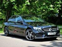 USED 2017 17 MERCEDES-BENZ C CLASS 2.1 C 220 D AMG LINE 4d AUTO 170 BHP £337 PCM With £2199 Deposit