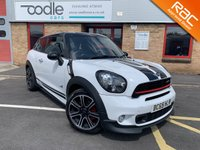 USED 2015 65 MINI PACEMAN 1.6 John Cooper Works ALL4 (218bhp)