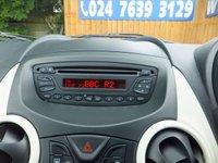 USED 2010 60 FORD KA 1.2 EDGE 3d 69 BHP FSH, AUX, AIR CON