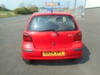 USED 2004 04 TOYOTA YARIS 1.0 T3 VVT-I MM 3d AUTO 64 BHP ONLKY 67000 MILES 2 OWNERS