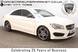 USED 2016 16 MERCEDES-BENZ CLA 2.1 CLA 200 D AMG LINE 4DR 134 BHP 1 OWNER SAT NAV 1 OWNER FULL MERCEDES SERVICE HISTORY + £20 12 MONTHS ROAD TAX + HEATED LEATHER SEATS + SATELLITE NAVIGATION + ACTIVE PARK ASSIST + BLUETOOTH + PARKING SENSOR + CRUISE CONTROL + CLIMATE CONTROL + MULTI FUNCTION WHEEL + XENON HEADLIGHTS + PRIVACY GLASS + XENON HEADLIGHTS + ELECTRIC WINDOWS + ELECTRIC MIRRORS + 18 INCH ALLOY WHEELS