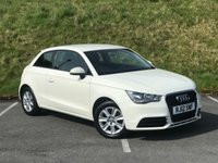 USED 2012 J AUDI A1 1.6 TDI SE 3d 103 BHP GREAT CONDITION WITH SERVICE HISTORY, £0 ROAD TAX