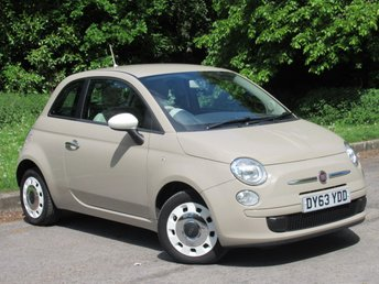 2013 FIAT 500 1.2 COLOUR THERAPY 3d 69 BHP £4752.00