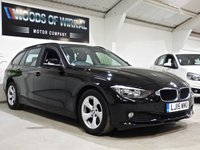USED 2015 15 BMW 3 SERIES 2.0 320D EFFICIENTDYNAMICS TOURING 5d AUTO 161 BHP