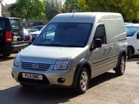 2011 FORD TRANSIT CONNECT 1.8 T230 LIMITED HR CDPF 1d 110 BHP £SOLD